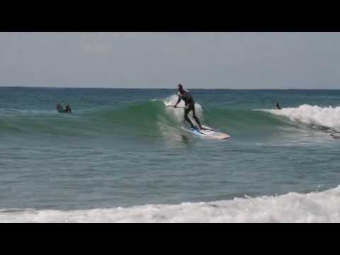 NSP SURF X 10ft small summer waves HD
