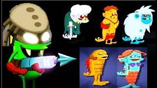 ОХОТНИКИ НА ЗОМБИ 86 Мульт Игра для детей про ловцов зомби Zombie Catchers Мобильные игры