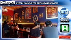 Restaurant in New-York began accepting payment in cryptocurrency