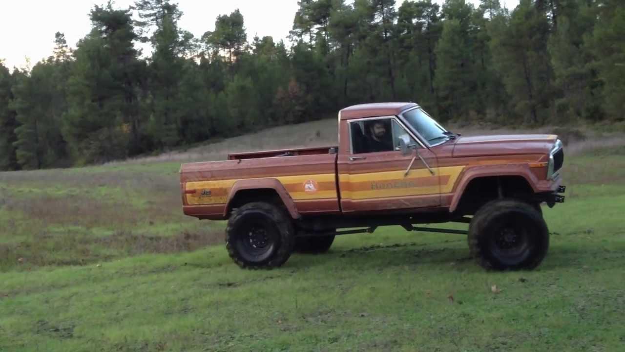 jeep j10 honcho vicky - youtube
