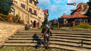 The Witcher the wild hunt MSI GTX 970 60 fps ULTRA