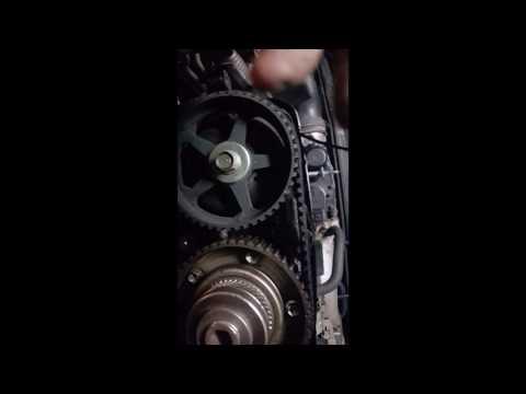 Lexus is300 part2 timing belt