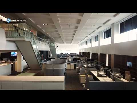 Take a look inside the new Dallas Morning News building