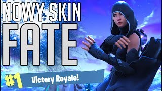 Nowy Skin - FATE (Fortuna) - FORTNITE Battle Royale