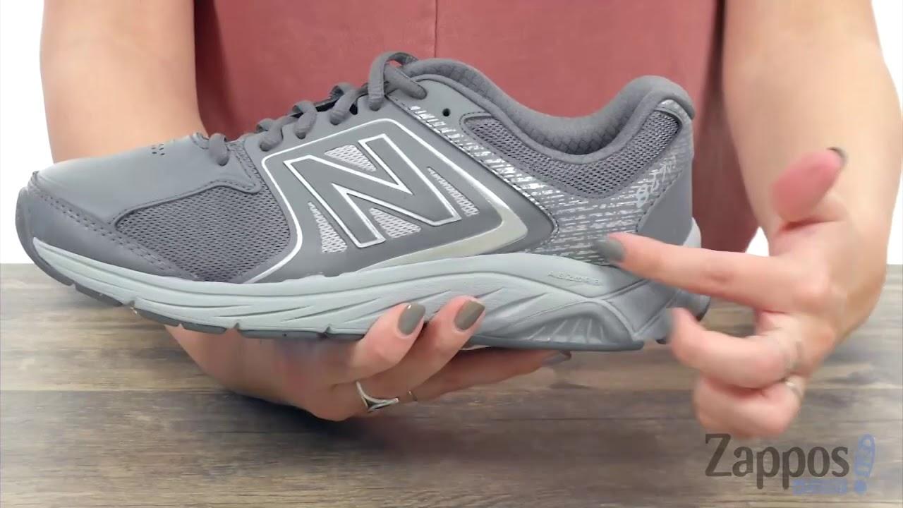 New Balance 847v3 SKU: 8998428 - YouTube