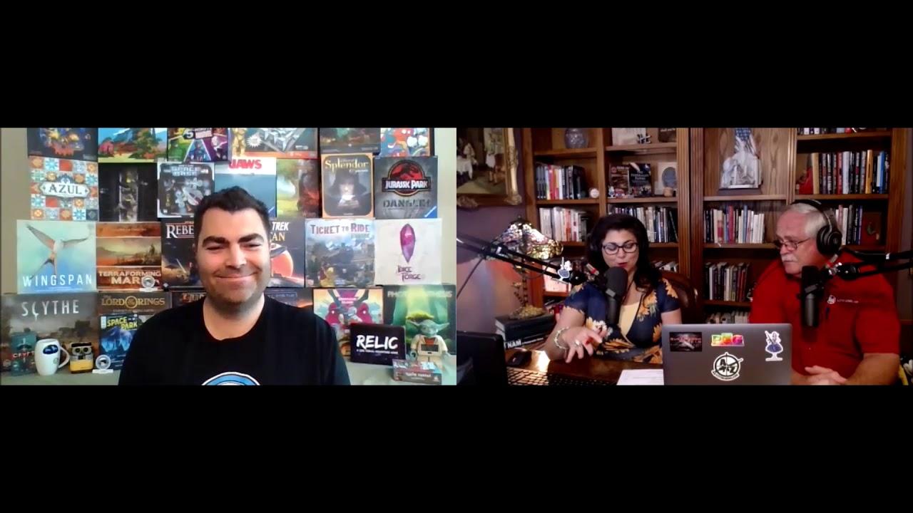 GunFreedomRadio EP202 The Ameri-CAN Series: Family Game Nights with Jason Jameson