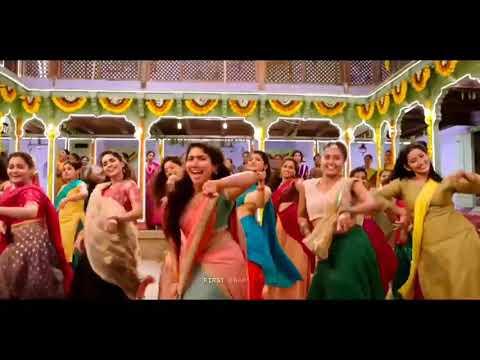 #sarangadariya full video song   sai pallavi   naga Chaitanya   #lovestory