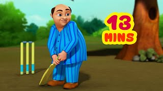 Lalaji Aur Cricket - Lalaji Rhymes Collection | Hindi Rhymes Collection for Children | Infobells