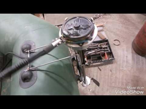 Электромотор на лодку