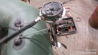 Лодочный электромотор своими руками (видео)