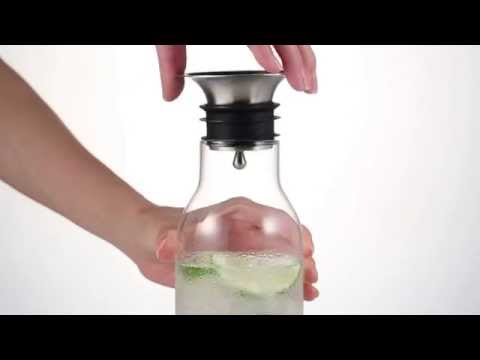 samaduran-glass-carafe/samadoyo-glass-water-bottle
