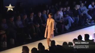 MILLA BERILLO St Petersburg Fashion Week Spring Summer 2017