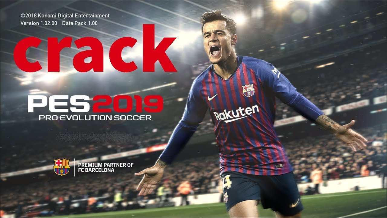 تحميل كراك Download PES 2019 crack only