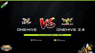 OneHive vs OneHive 2.0 War Recap Clash of Clans - Champions War League Week 4