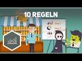 10 volkswirtschaftliche Regeln - Volkswirtschaftslehre