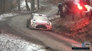 Vid�o WRC Rallye Monte Carlo 2015