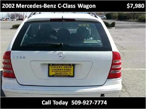 2002 mercedes benz c class wagon used cars spokane wa for Spokane mercedes benz