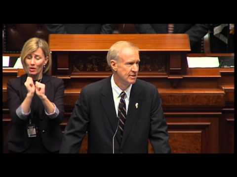 #3101 - Illinois State of the State Address