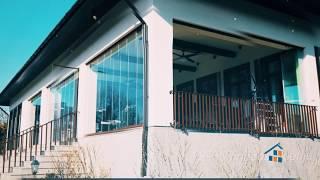 видео Терраса из стекла 10