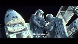 Grawitacja - Zwiastun #2 PL