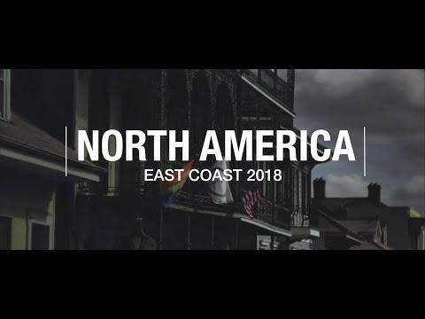 NORTH AMERICA // Travel Video // Quebec, Toronto, Boston, New York, Washington DC, New Orleans