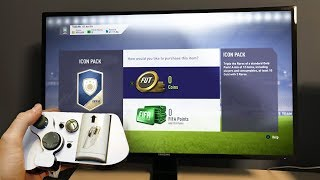 Unlimited FREE Xbox/PS4 Packs on FIFA 18 (New Hack)