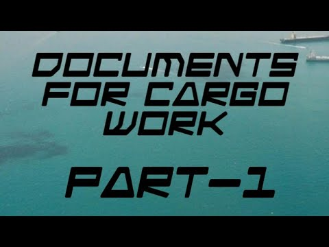 Documents for Cargo Work- part-1, f2