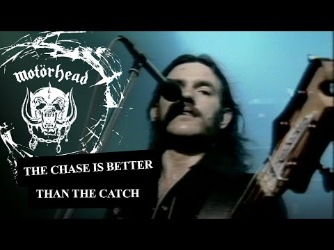 Motörhead – The Chase Is Better Than The Catch (Official Video)