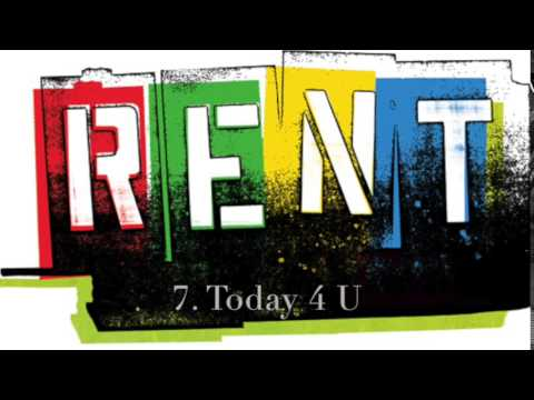 Top 15 Rent Songs