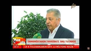 Ermənistanın təxribatı baş tutmadı