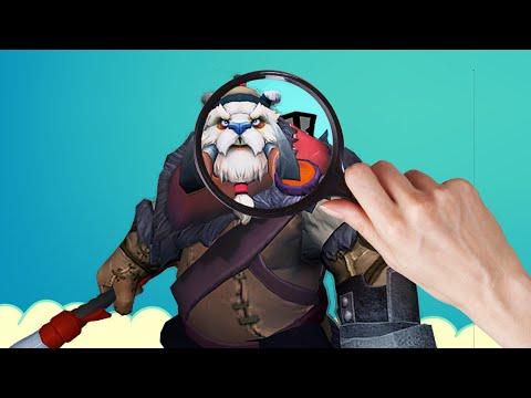 видео: Особенности героев dota 2. tusk (Таск)