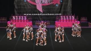 CheerForce WolfPack   Thunder   Large Junior AA 2