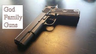 Top 5 Guns To Carry At Church