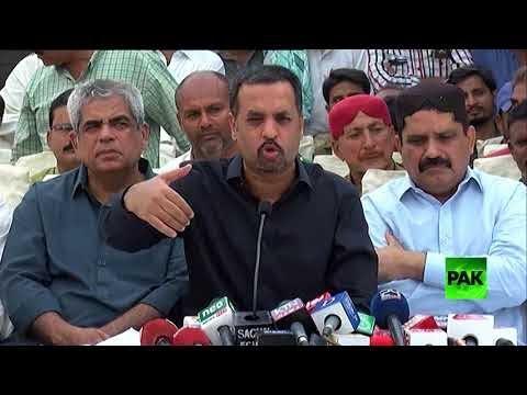 Exclusive Interview of Mustafa Kamal | News Talk | 18 October 2017 | Neo News