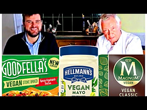We Try GoodFella's Vegan Pizza, Magnum Vegan Ice Cream + a Lot More from: Asda Lidl Tesco Sainsburys