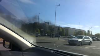 Пожар на левом берегу в Астане(, 2012-10-03T15:28:25.000Z)