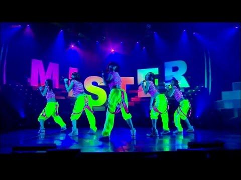 【TVPP】KARA - Mister, 카라 - 미스터 @ Special Stage, Show Music Core Live