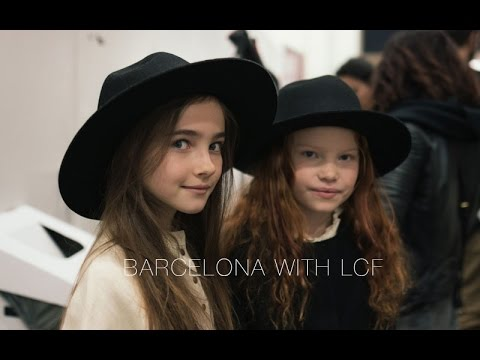 En Barcelona con Little Creative Factory