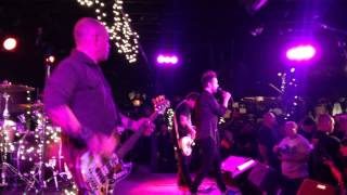"Bouncing Souls ""Quickcheck Girl"" live from The Stone Pony - Home for the holidays 2014"