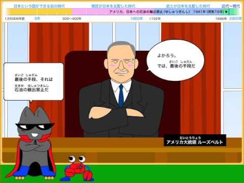 日本の歴史を見てみよう7「日露戦争〜現代」
