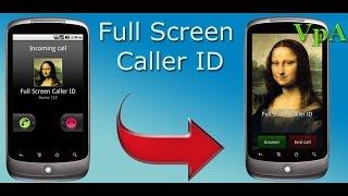 видео Как установить фото на контакт при звонке на Android (Андроид)