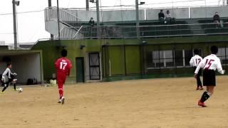 【U11TM】トライルSC vs 尾張FC 1-4本目