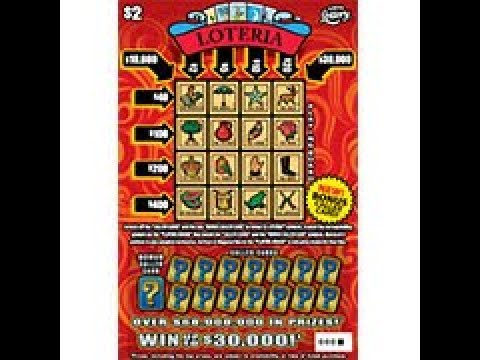$2 - LOTERIA! FLORIDA Lottery! Lottery Scratch Off Instant Win Tickets!