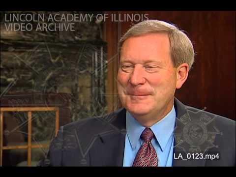 Lincoln Academy 2006 Interview William Osborn