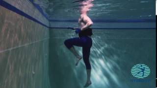HYDRO-FIT® Water Exercise: WAVE Belt® PRO Deep Water Running