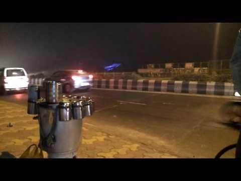 Ghost seen in laxminagar, new delhi