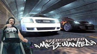 Схватка с Бароном на Porsche Cayman прохождение Need for Speed Most Wanted