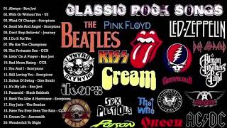 Top 500 Classic Rock 70s 80s 90s Songs Playlist Classic Rock Songs Of All Time