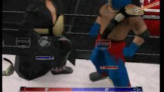 WWE Total Edition - SmackDown [Paul Vs Berbadow] Partea 1 By PTM36