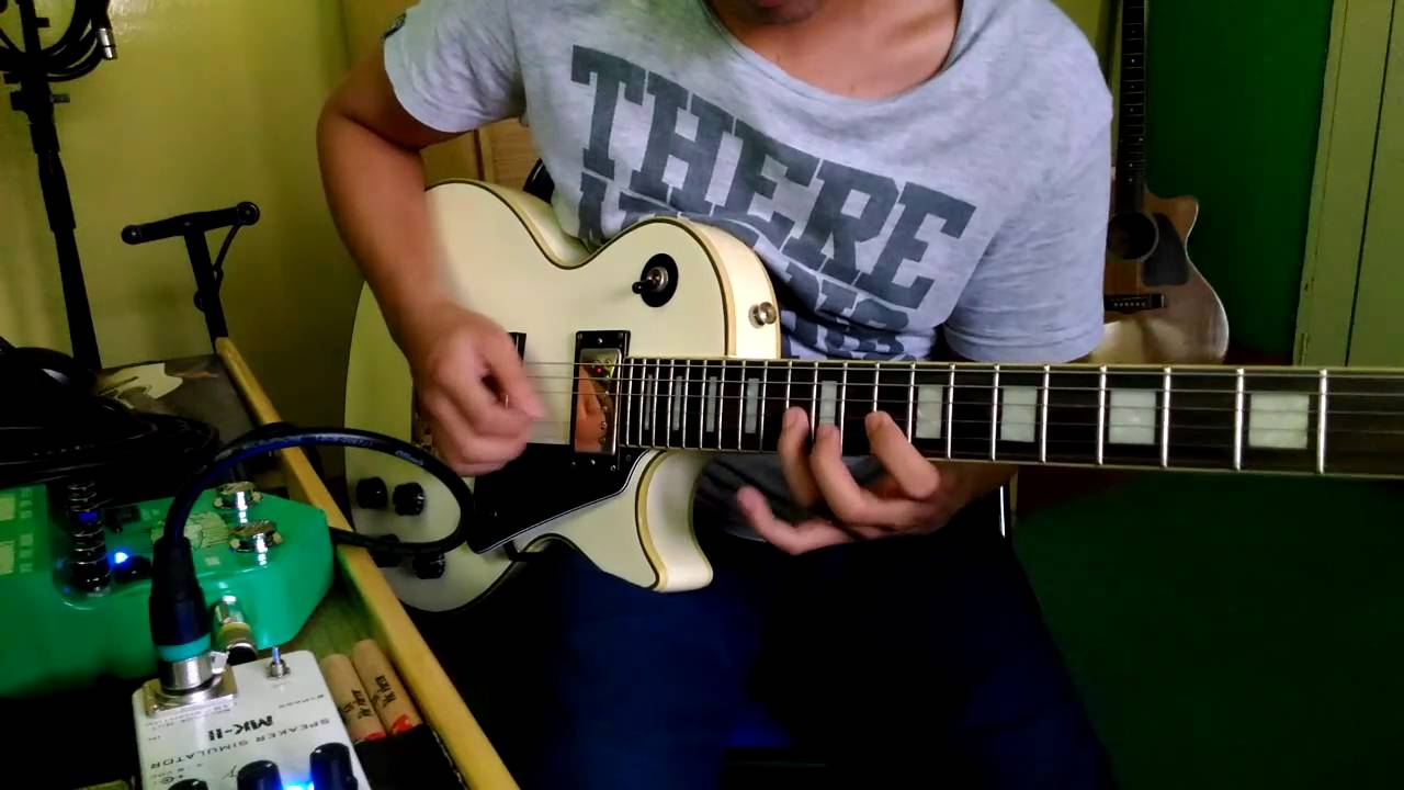 One Direction History Maddi Jane Cover Guitar Solo YouTube - Musical history guitar solo